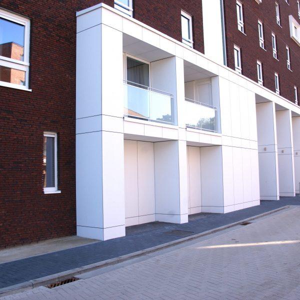 Campus Irena Elsene-Brussel | SONY DSC