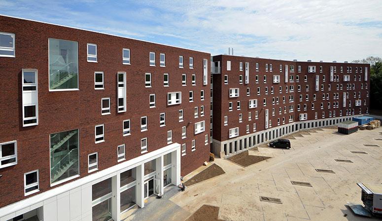 Campus Irena V, Elsene-Brussel
