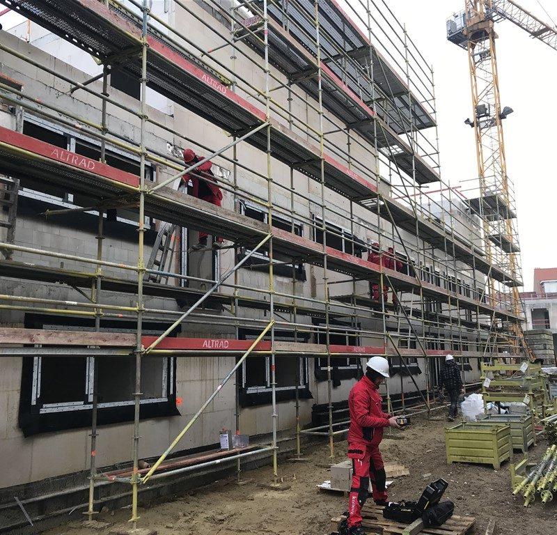 Project Harenberg, Brusselse